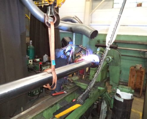 Balloon Shaft Machining