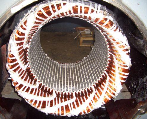 AC Electric Motor Winding