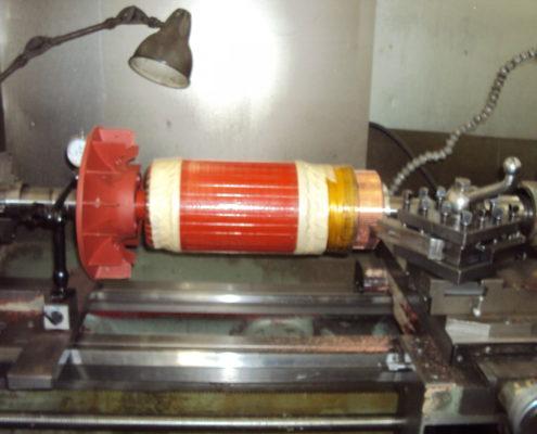 Balancing a Rotor
