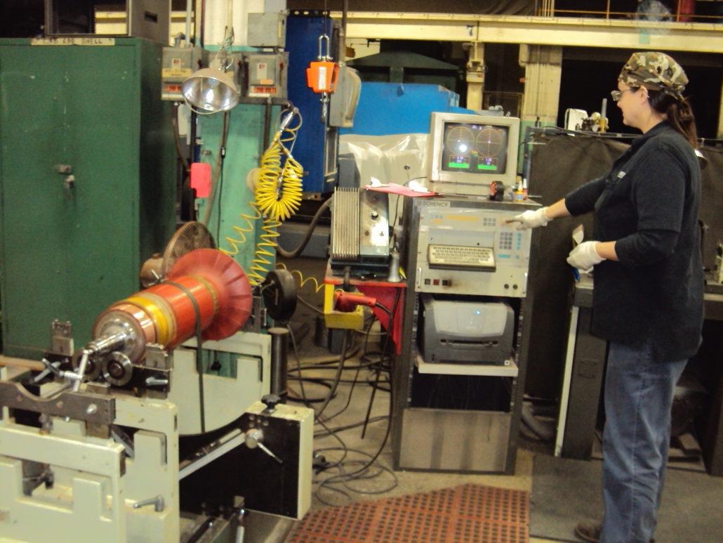 Image Gallery Dreisilker Electric Motors Repair Servo Motor Spindles Valve Service Generator Baumueller Explosion Proof Dc Balancing A Rotor