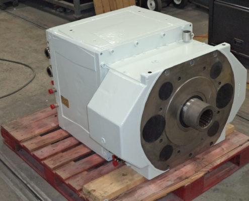 Baumueller Motor
