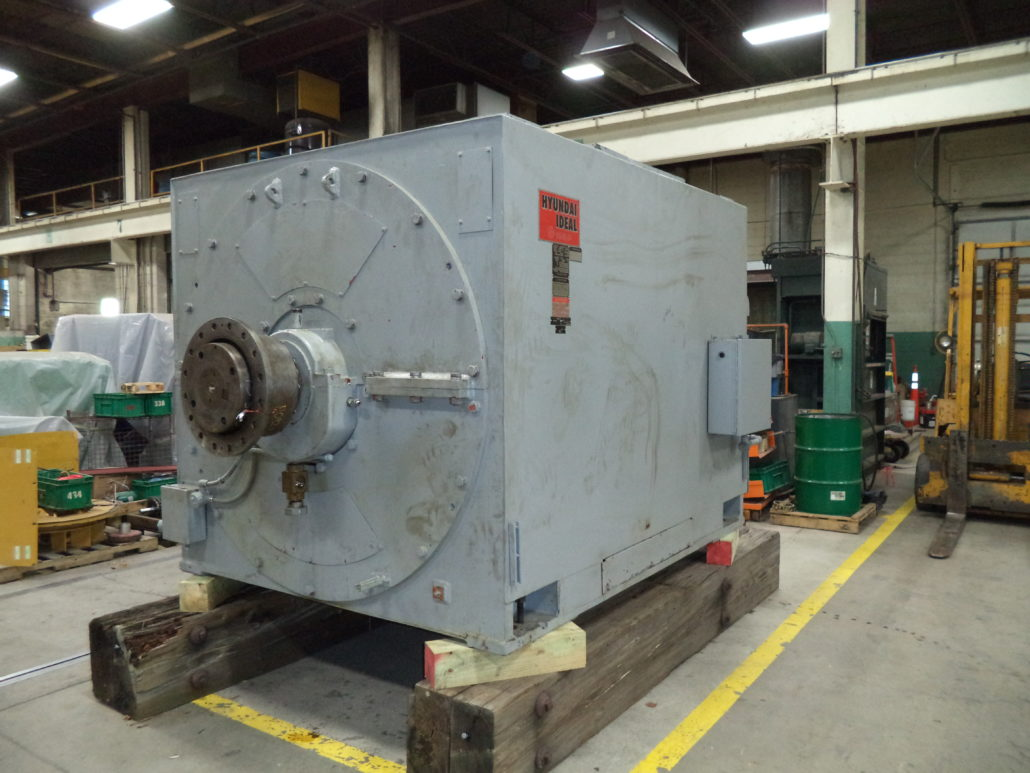 Image gallery dreisilker electric motors for What is found in a generator and motor