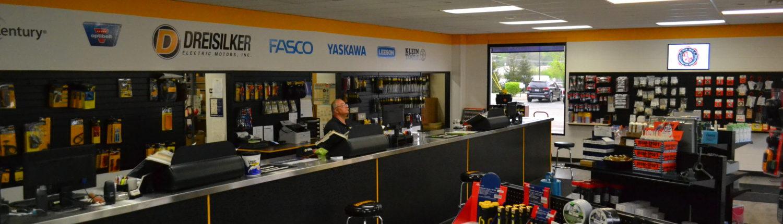 Huge Inventory Of Hvac And Motors