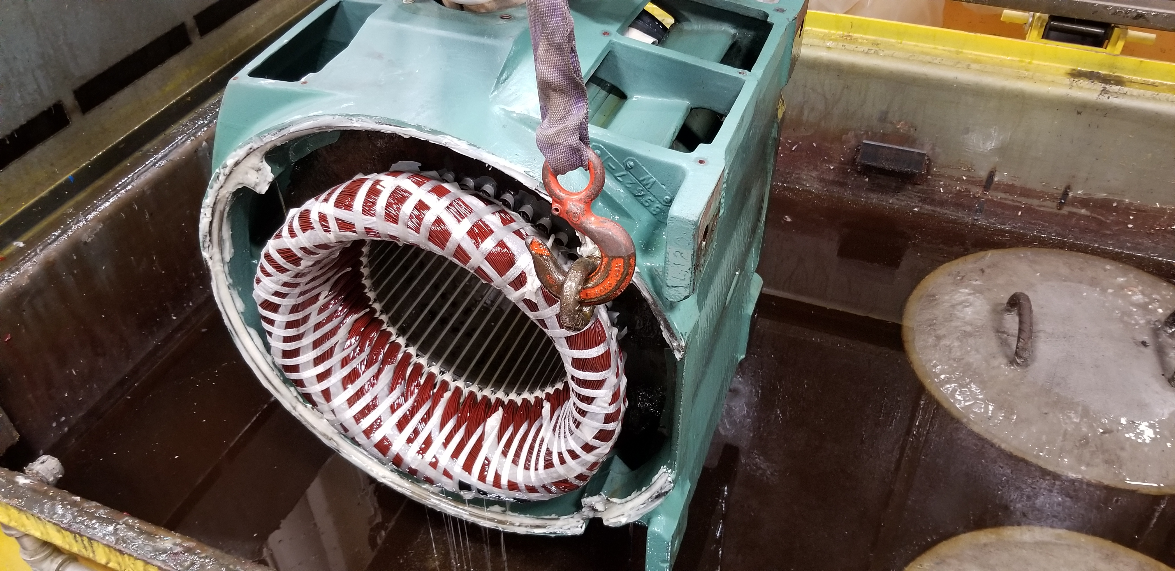 4 Types of Motor Winding Insulation Methods | Dreisilker